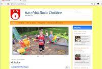 Mateřská škola Choltice